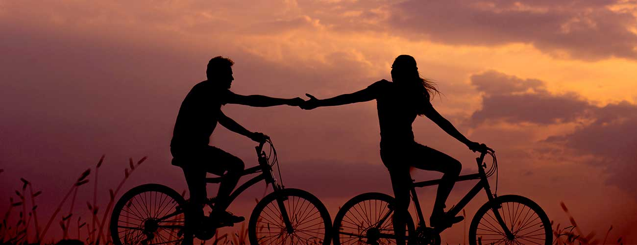 Ciclista Nocturna Solidaria